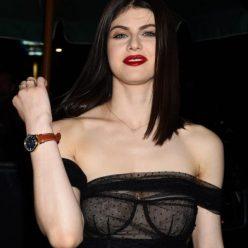 Alexandra Daddario tits