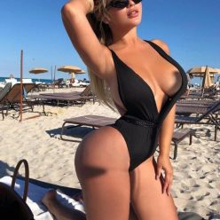 Anastasia Kvitko Beach