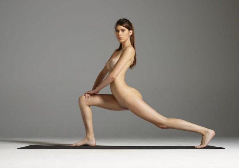 Gay Porn Star Alex Mecum Posing Nude