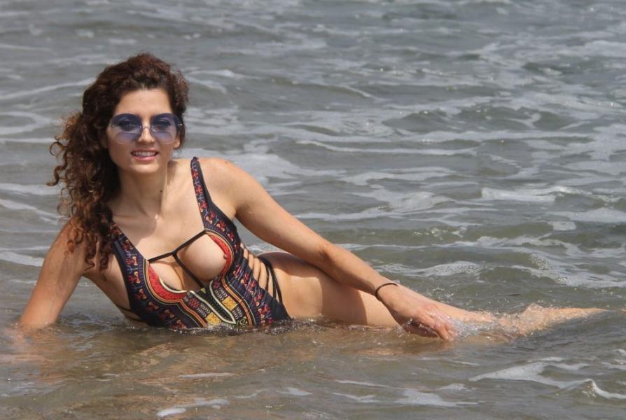 Blanca Blanco beach