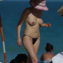 Bleona Qereti Topless