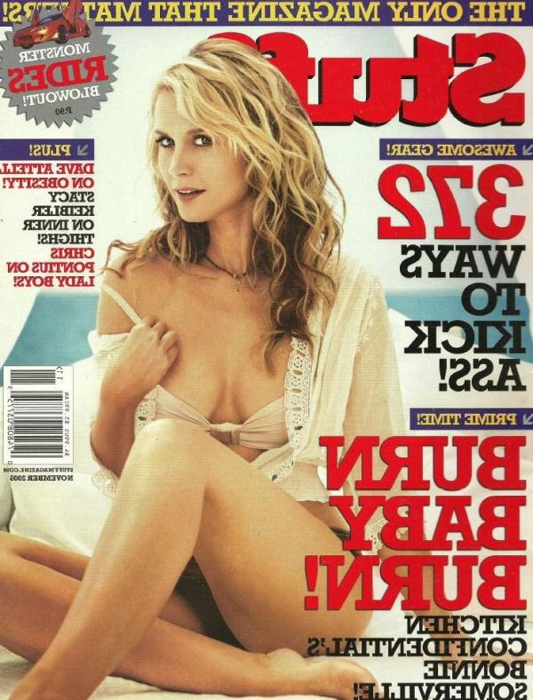 Bonnie Somerville Nude Sexy Photos 45
