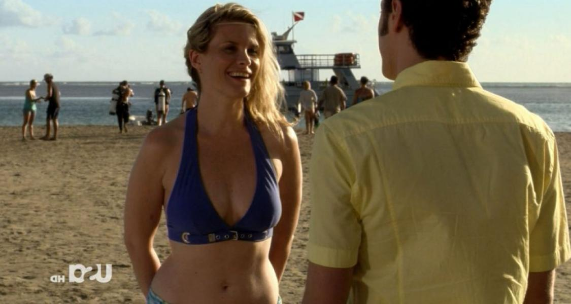 Bonnie Somerville Nude Sexy Photos 64