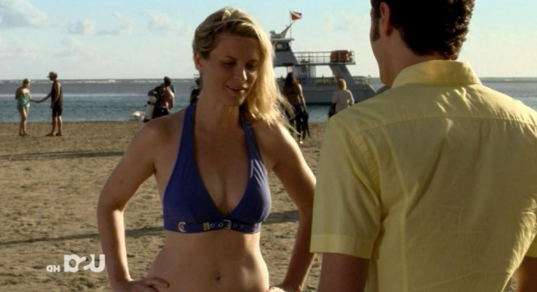 Bonnie Somerville Nude Sexy Photos 66