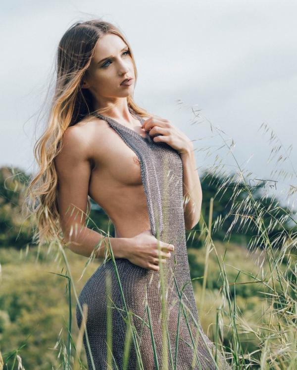 Briana Agno Nude