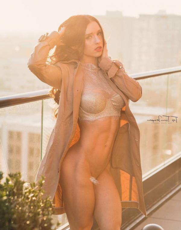 Briana Agno Nude Sexy Photos 152