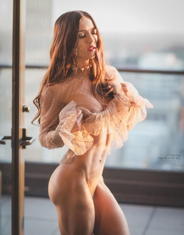 Briana Agno Nude Sexy Photos 182