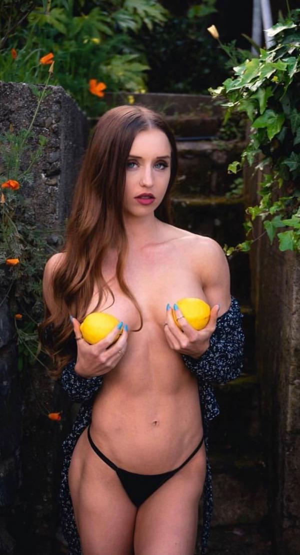 Briana Agno Nude Sexy Photos 199