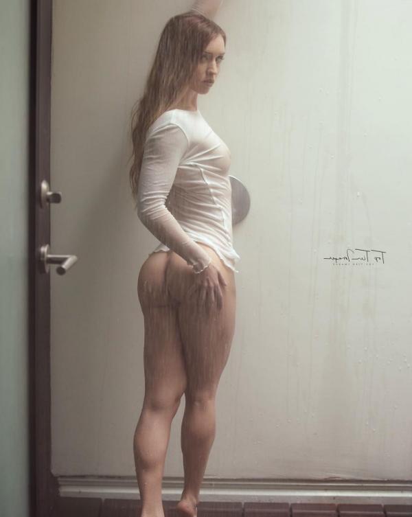 Briana Agno Nude Sexy Photos 276
