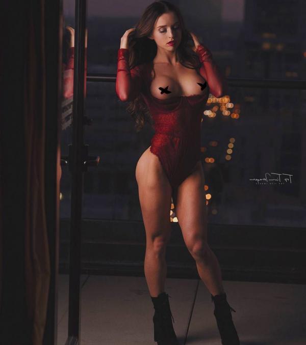 Briana Agno Nude Sexy Photos 284