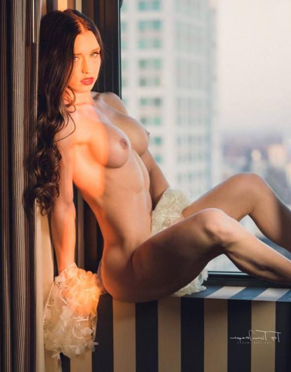 Briana Agno Nude Sexy Photos 330