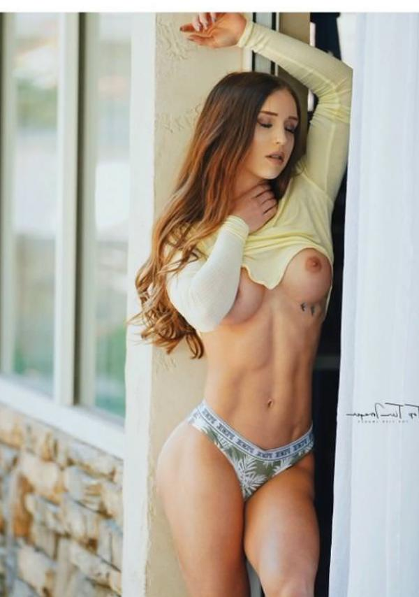 Briana Agno Nude Sexy Photos 332