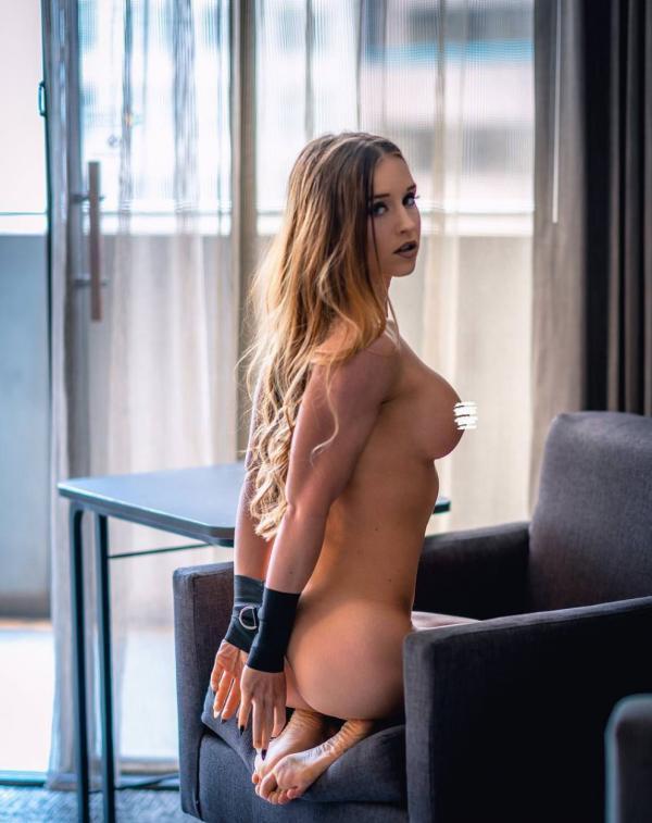 Briana Agno Nude Sexy Photos 93