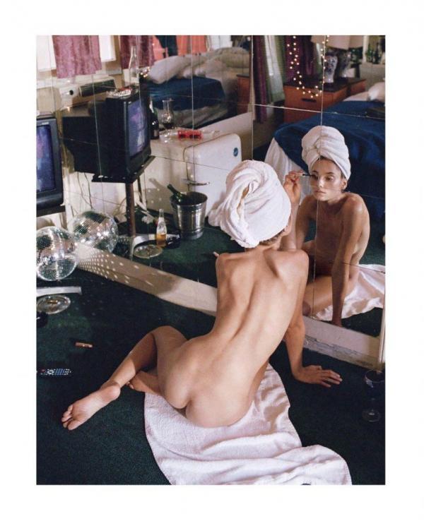 Bridget Malcolm Nude