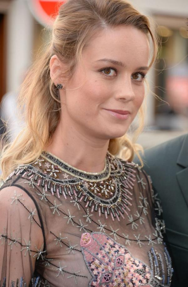 Brie Larson Nip Slip Photos 19
