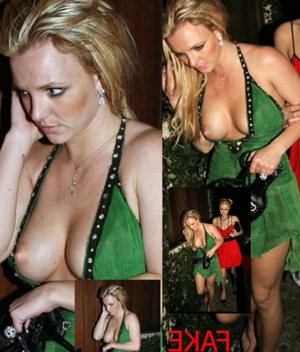 Britney Spears Really Complete Nude Collection Photos 11