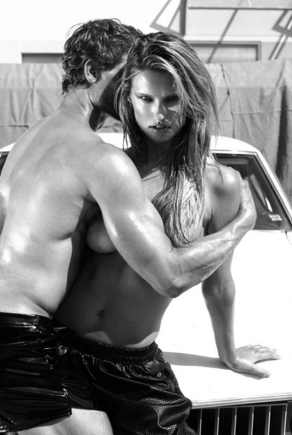 Brooke Buchanan hot