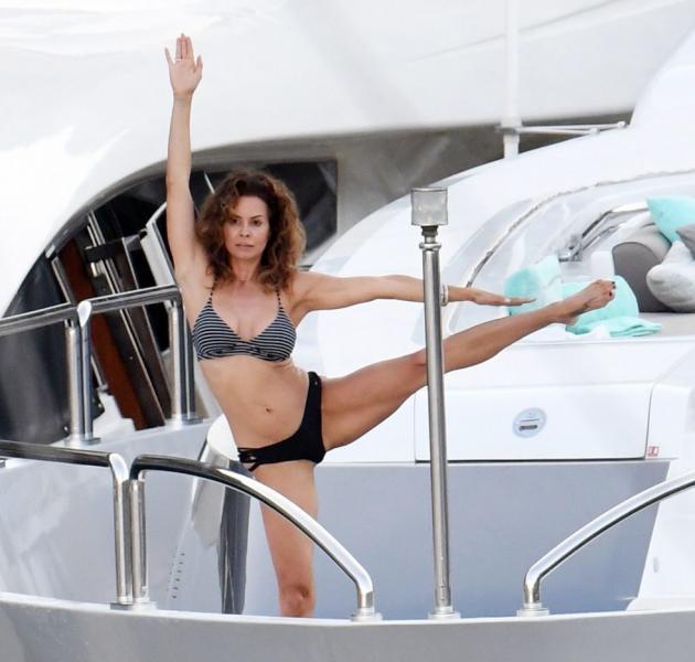 Brooke Burke sexy