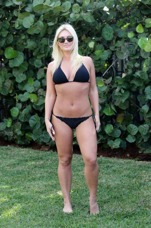 Brooke Hogan Sexy Photos 18
