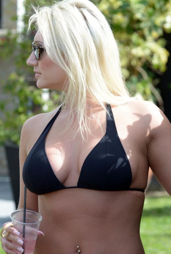 Brooke Hogan Sexy Photos 23