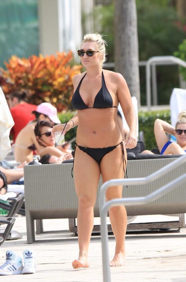 Brooke Hogan Sexy Photos 41