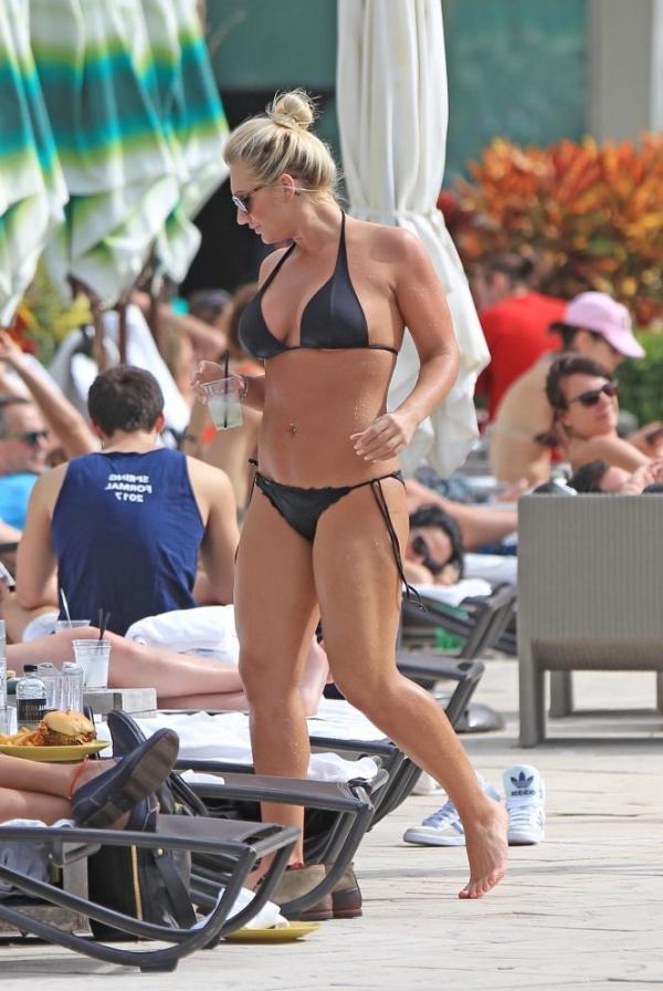 Brooke Hogan Sexy Photos 44