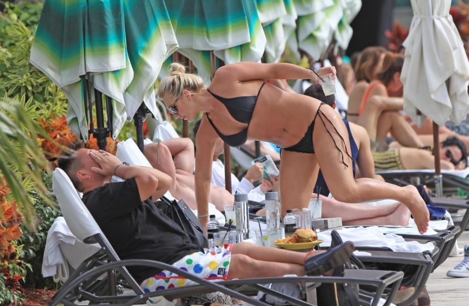 Brooke Hogan Sexy Photos 45