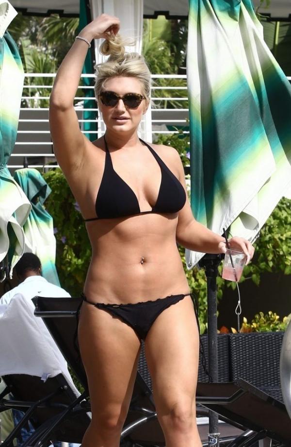 Brooke Hogan Sexy Photos 46