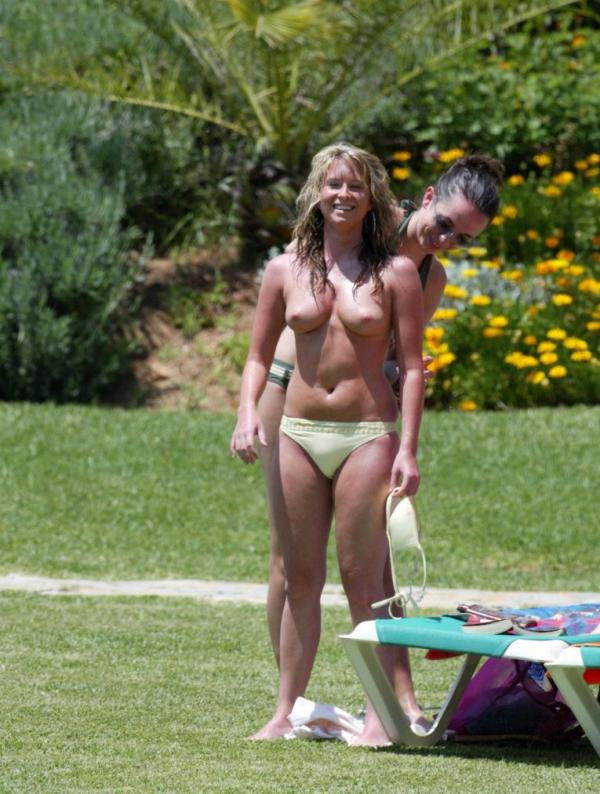 Brooke Kinsella Topless Photos 8