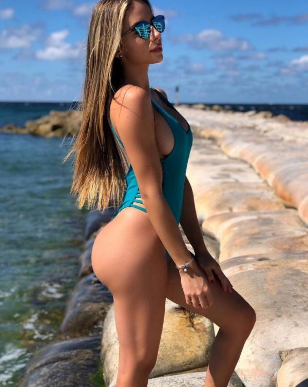 Bruna Rangel Lima Sexy Photos 109