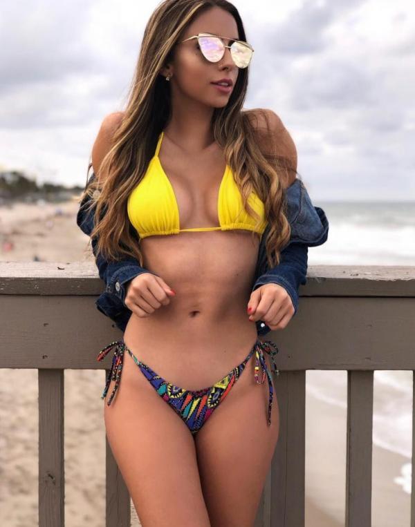 Bruna Rangel Lima Sexy Photos 142