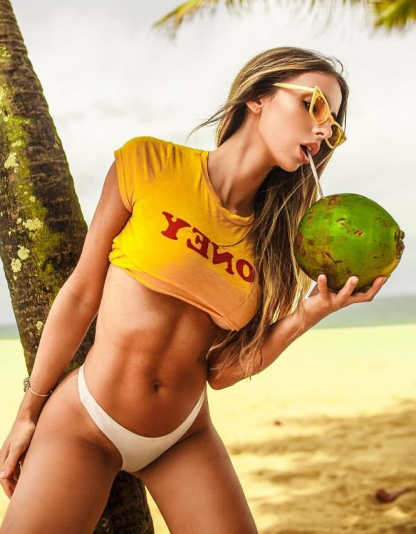 Bruna Rangel Lima Sexy Photos 32