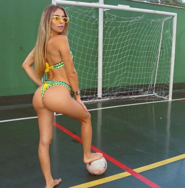 Bruna Rangel Lima Sexy Photos 48