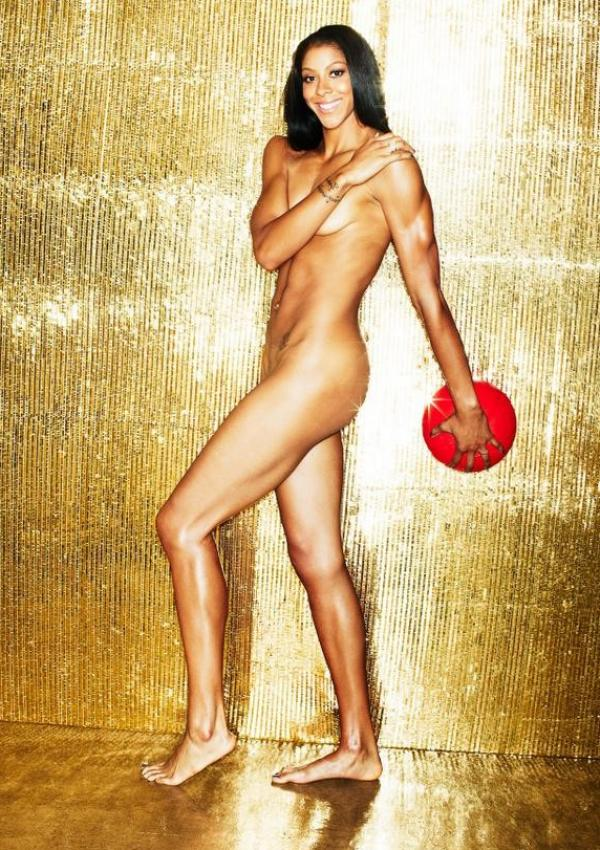 Candace Parker Nude