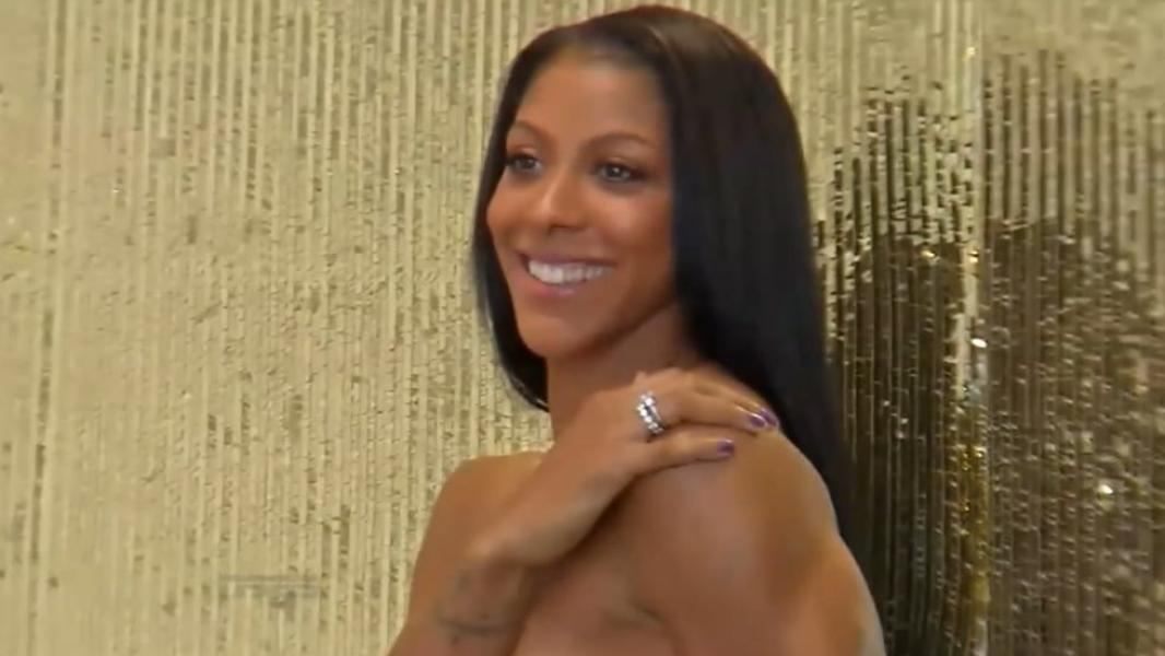 Candace Parker Sexy