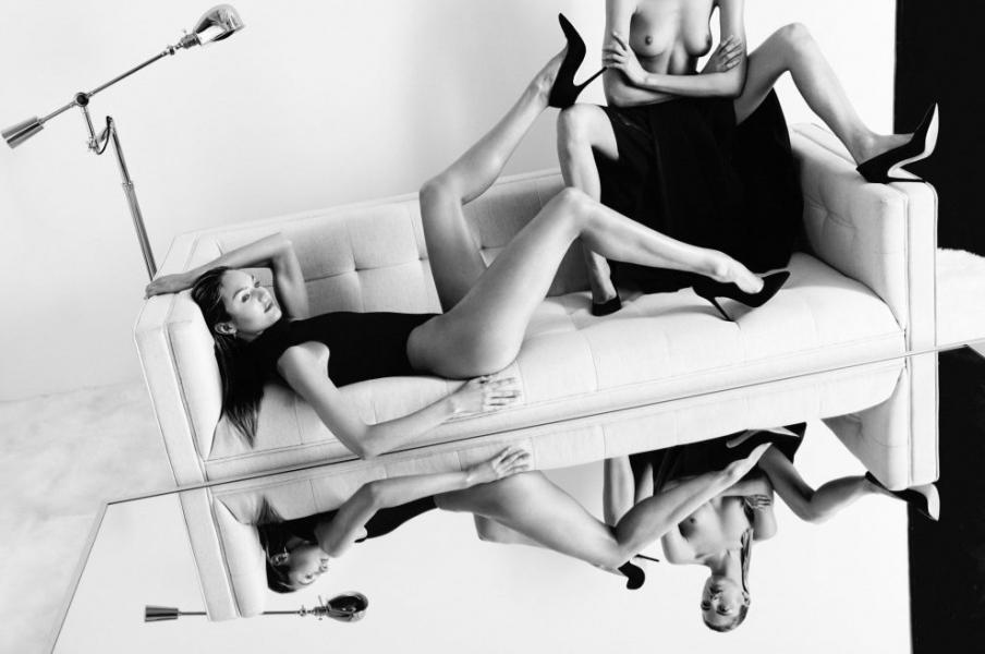 Candice Swanepoel Martha Hunt Nude Sexy Photos 4