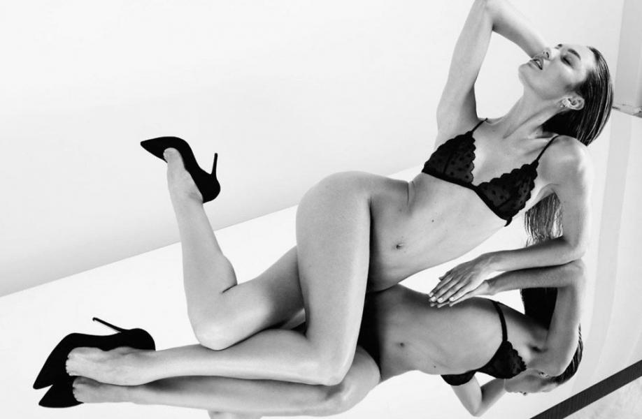 Candice Swanepoel Martha Hunt Nude Sexy Photos 7
