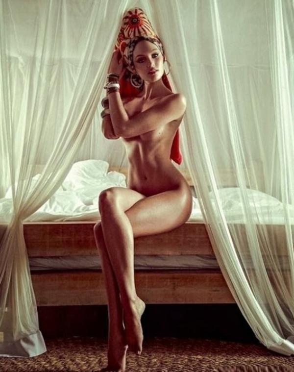Candice Swanepoel Naked Photos 22