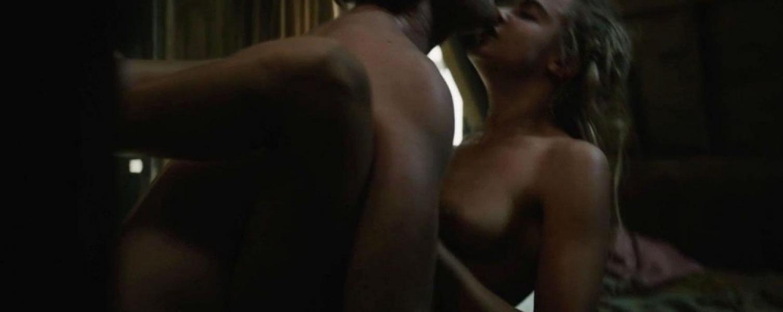 Cara Delevingne Holliday Grainger Alicia Vikander Naked