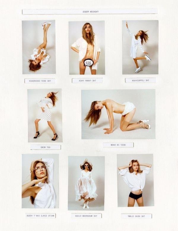 Cara Delevingne Nude Sexy Photos 48