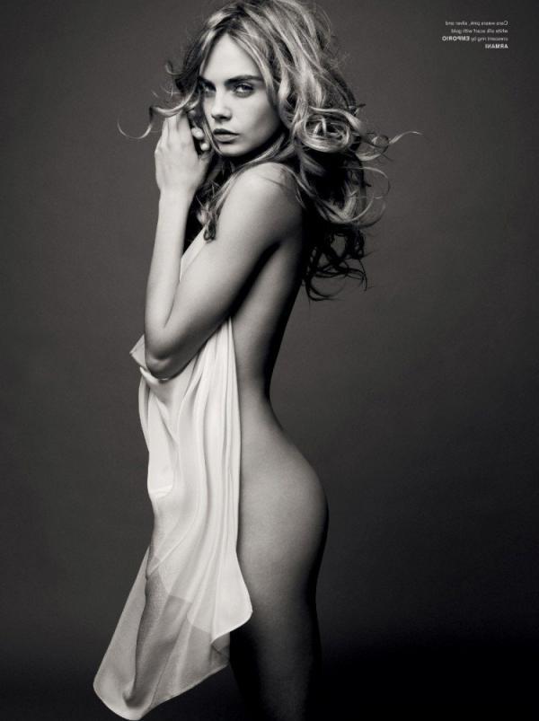 Cara Delevingne Nude Sexy Photos 53
