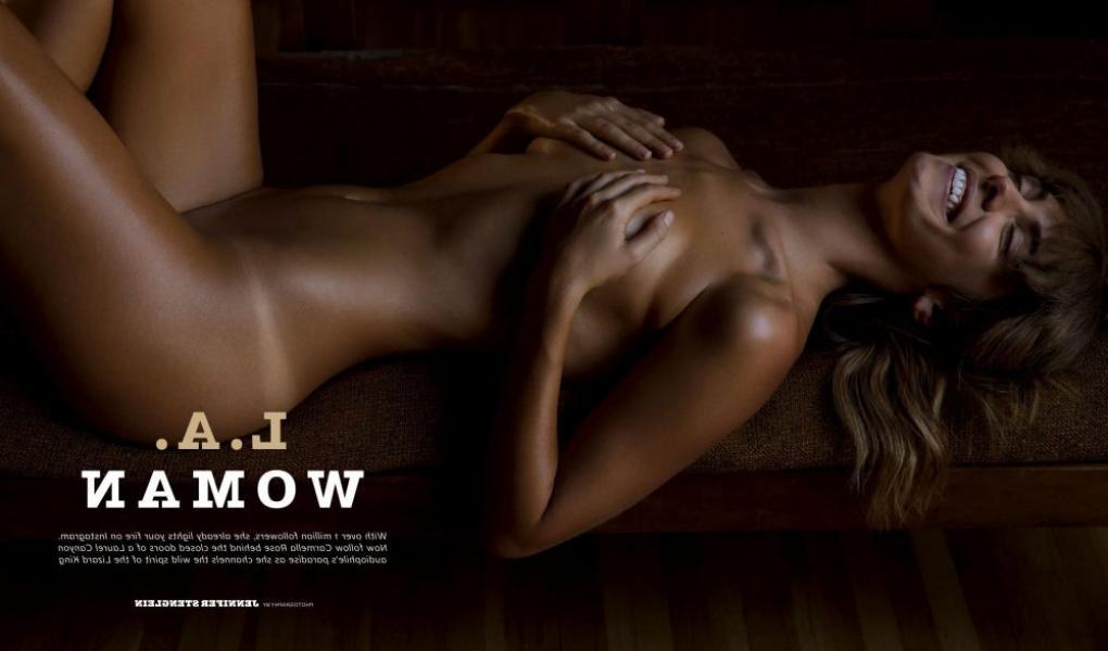 Carmella Rose Nude Photos 1
