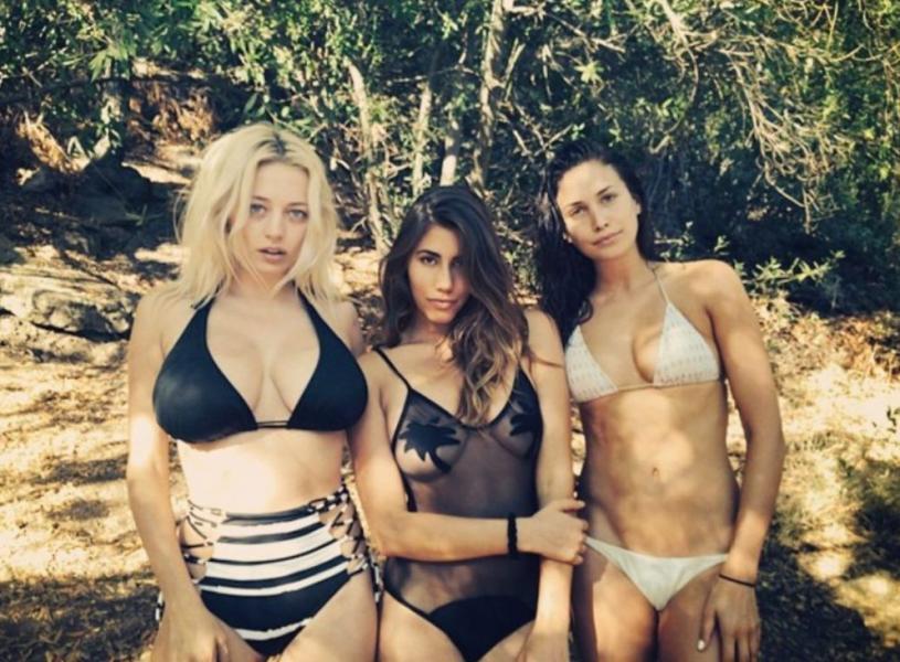 Caroline Vreeland Nude Sexy Photos 13