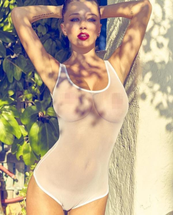 Caroline Vreeland Nude Sexy Photos 54