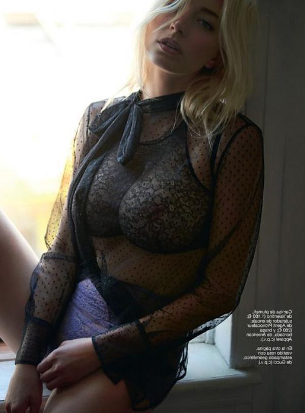 Caroline Vreeland Nude Sexy Photos 56