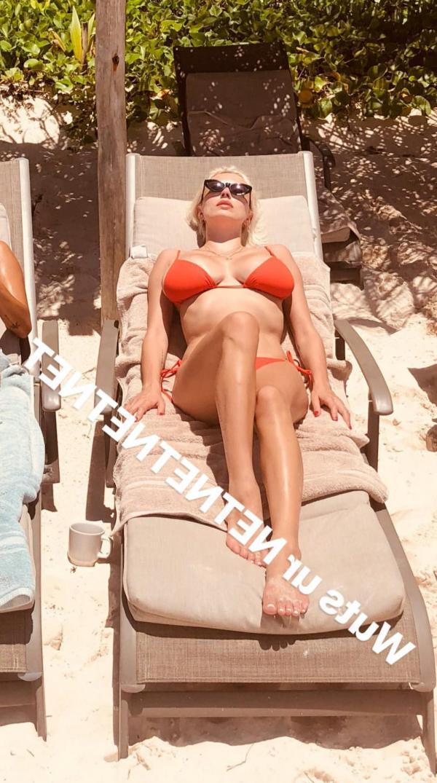 Caroline Vreeland Sexy Photos 1