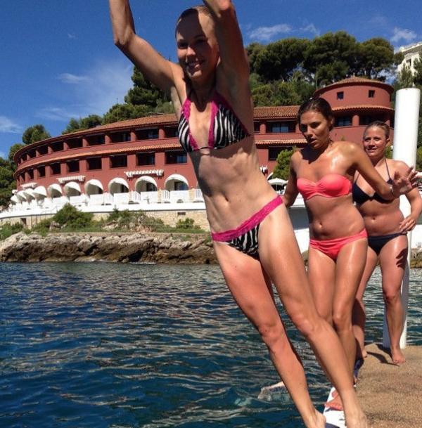 Caroline Wozniacki Nude Sexy Photos 37
