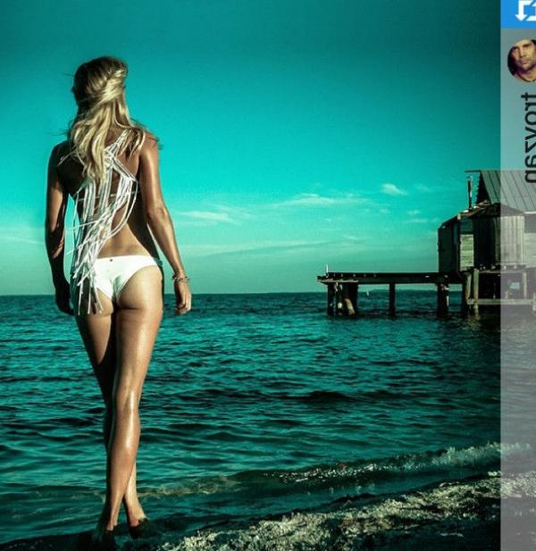 Caroline Wozniacki Nude Sexy Photos 46