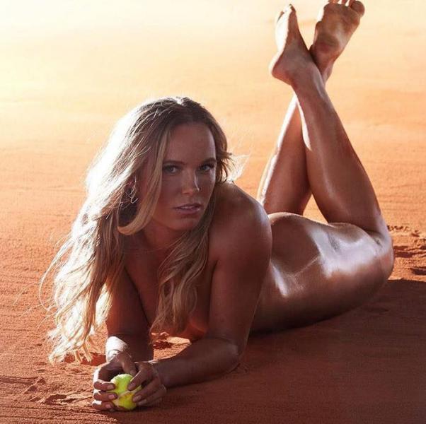 Caroline Wozniacki Nude Sexy Photos 47