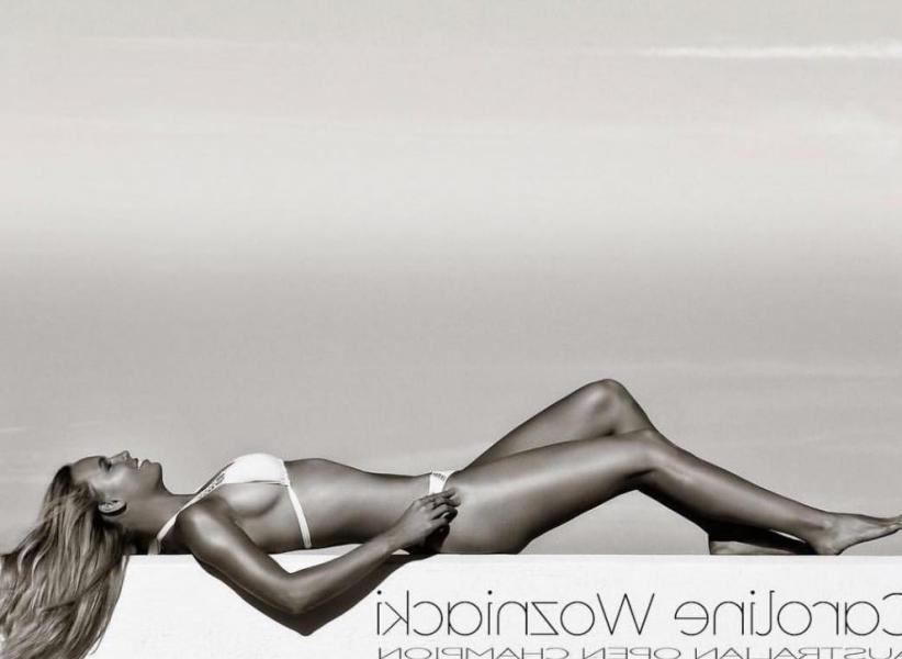 Caroline Wozniacki Nude Sexy Photos 66